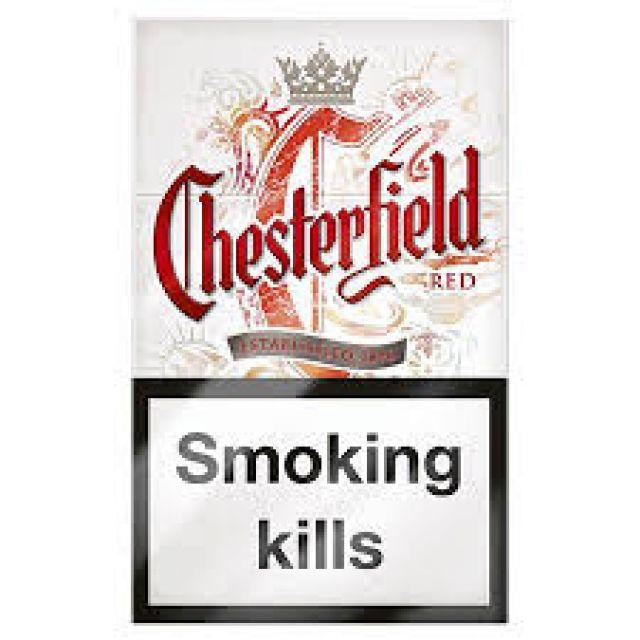 Chesterfield Red KS