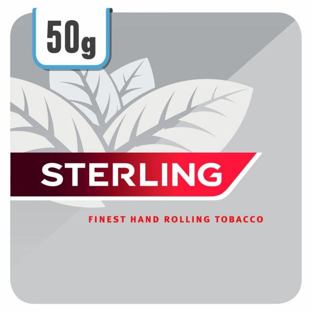 Sterling 50g