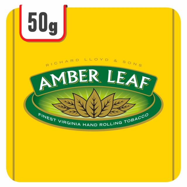 Amber Leaf 50g