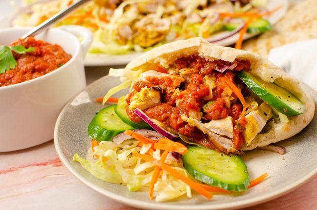 Regular Chicken Kebab