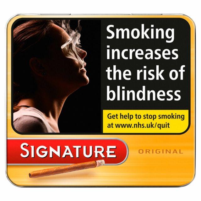 Signature Original 10 Cigars