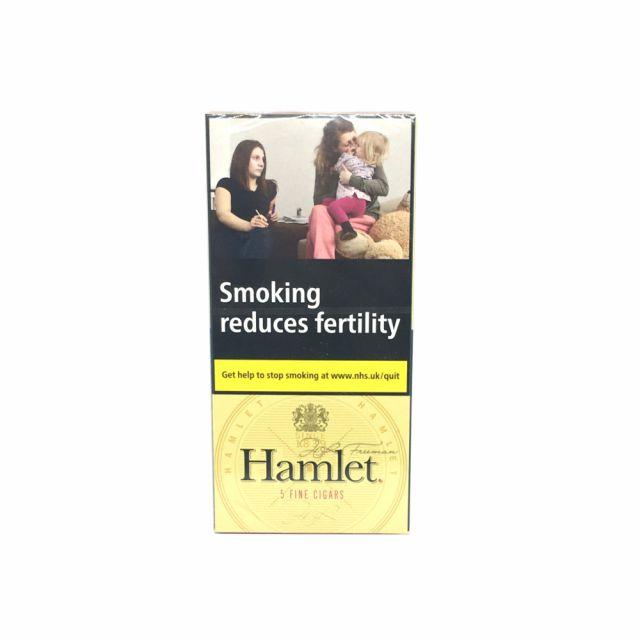 Hamlet Fine 5 Cigars