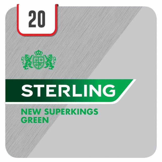 Sterling Green SK
