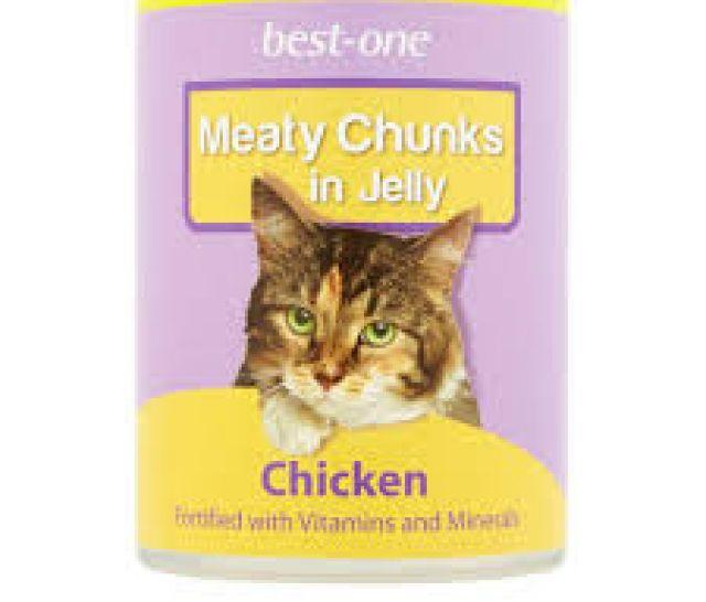 Best One Chicken In Gravy Tin
