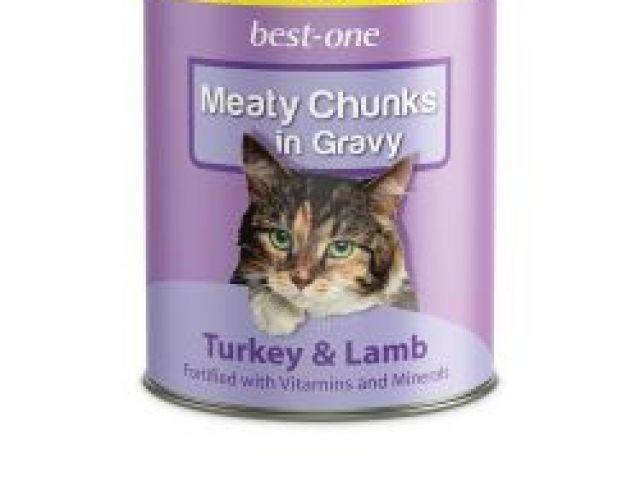 Best One Turkey & Lamb In Gravy