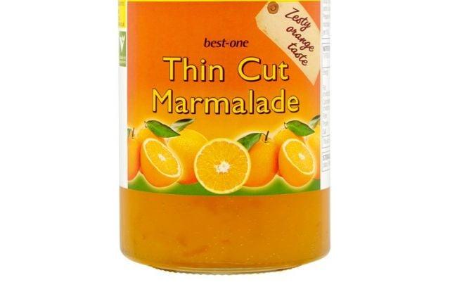 Marmalade Thin Cut Best-One