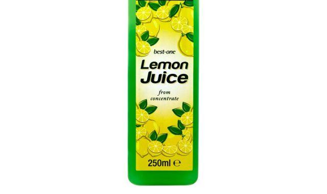 Best-one Lemon Juice 250ml