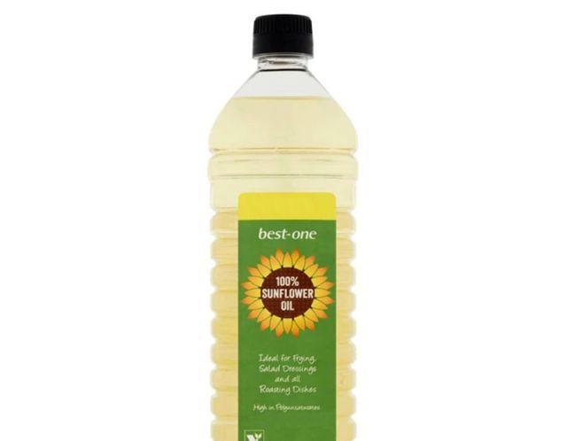 Best-one Sunflower Oil 500ml