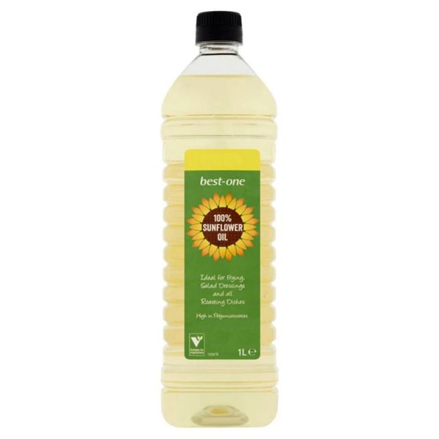Best-one Sunflower Oil 1L