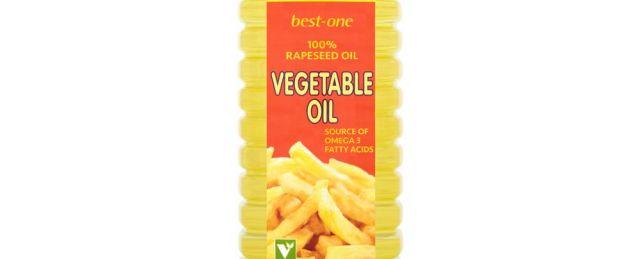 Best-one Vegetable Oil 500ml