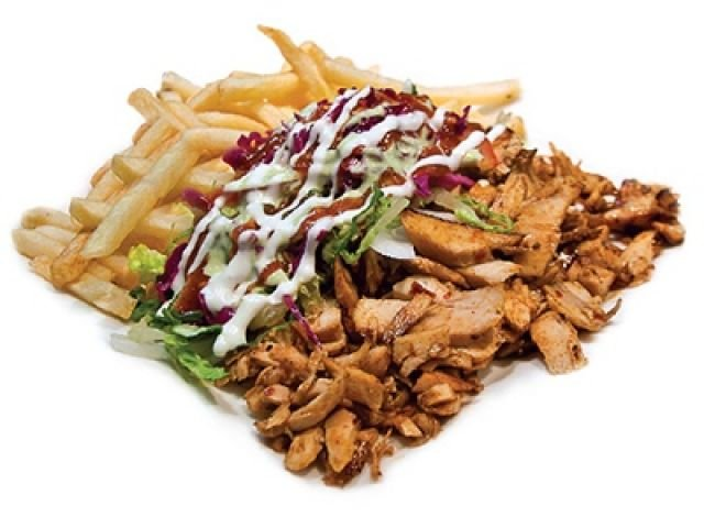 Mix Doner & Chips