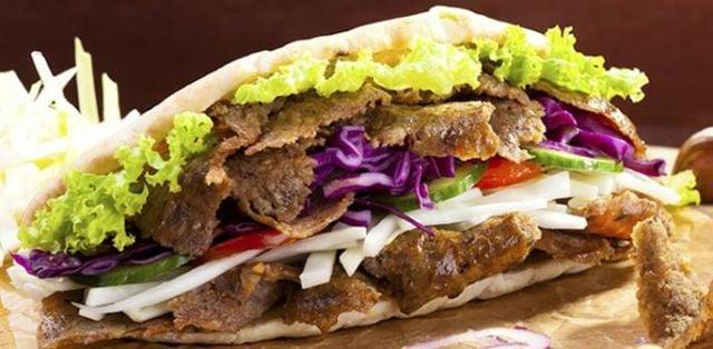 Regular Lamb Doner Kebab