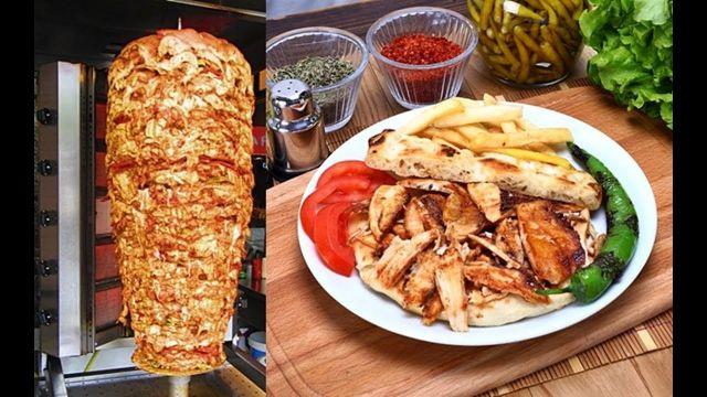 Regular Chicken Doner Kebab