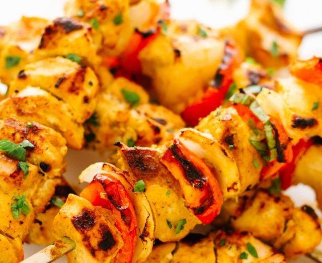 Regular Chicken Shish Kebab
