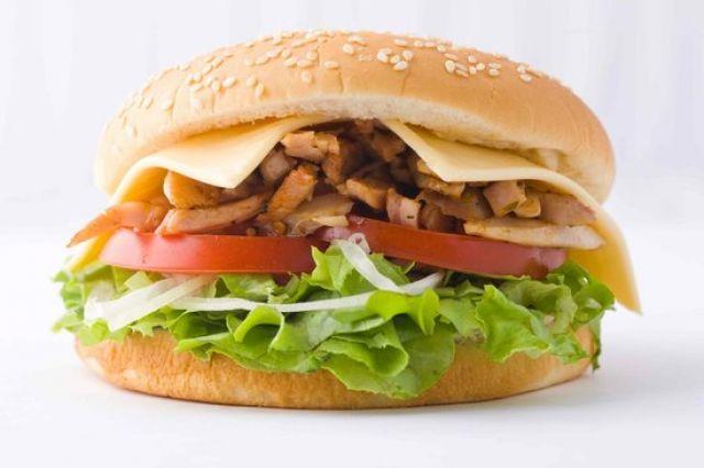 Chicken Doner Burger
