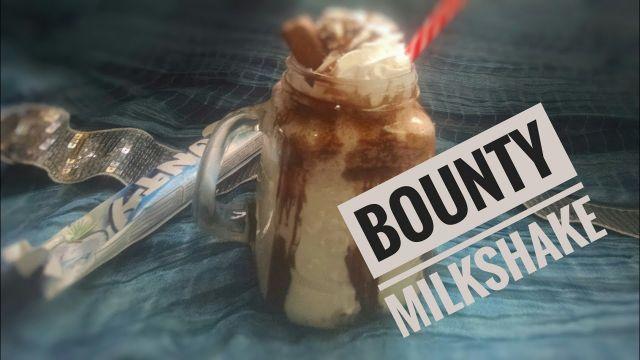 Bounty Milkshake