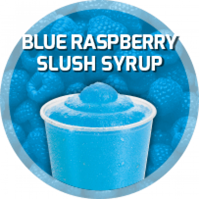 Raspberry Slush