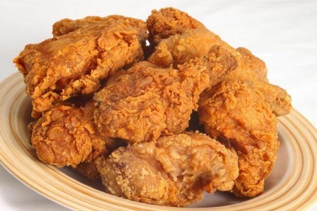 6 Piece Fried Chicken