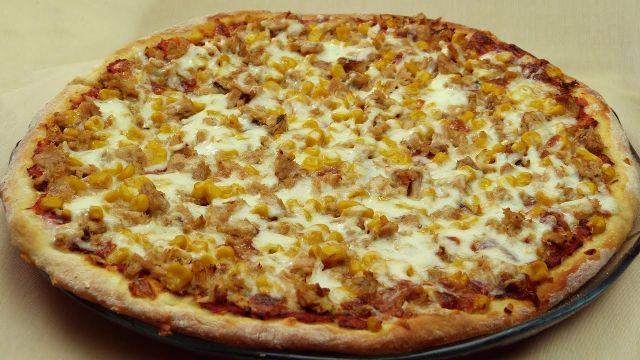 Tuna Delight Pizza
