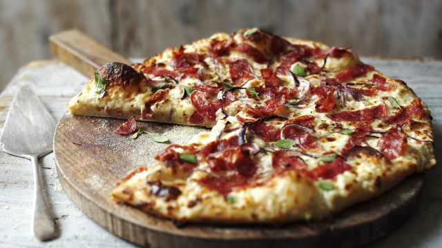 Pick & Mix Pizza
