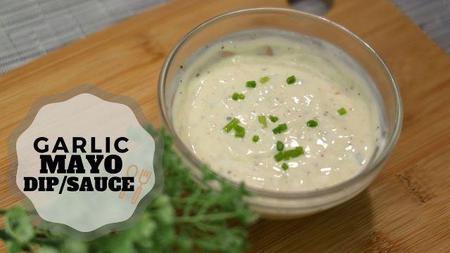 Garlic Mayo Tub