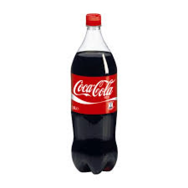 Coke 1.5L Bottle