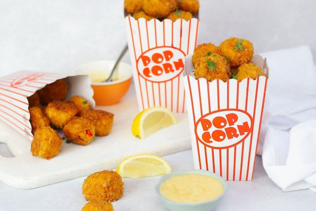 Kids Popcorn Chicken (10)