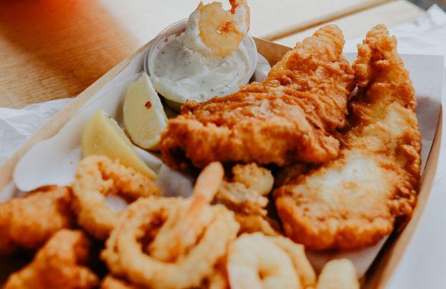 Friars Fish & Chips