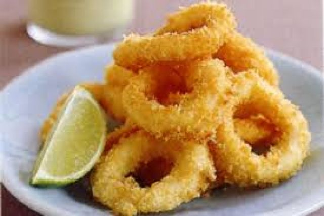 5 Piece Squid Rings