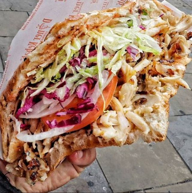 Chicken Doner Kebab