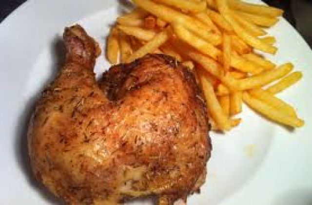 Chicken & Fries