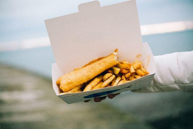 Moores Fish & Chips Monkston Park