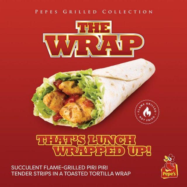 Texan Wrap Meal