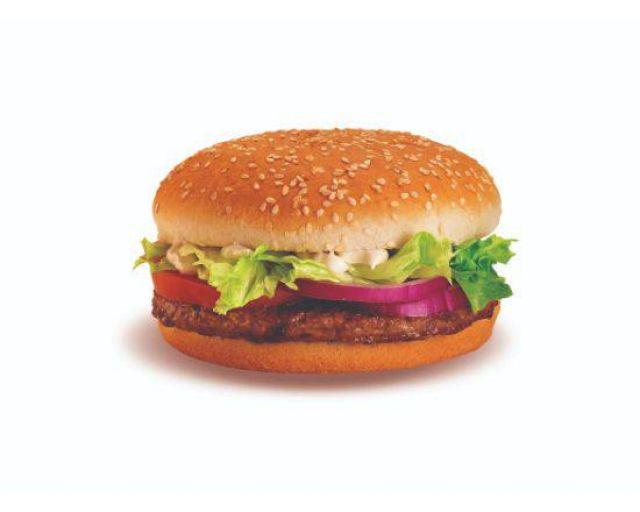 Lamb 1/4 Burger