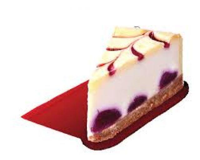 Strawberry & Milk Chocolate Cheesecake
