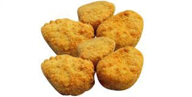 6 Chicken Nuggets