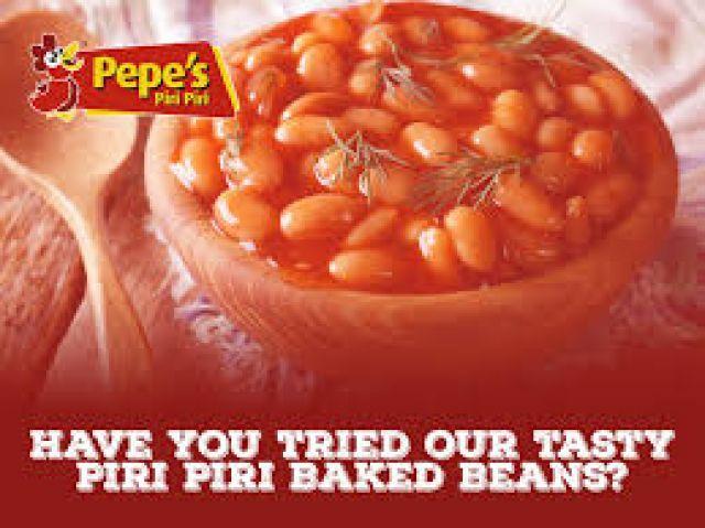 Piri Piri Baked Beans