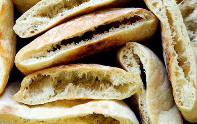Piri Piri Pitta Bread