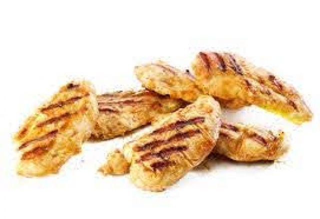 10 Peri Peri Chicken Strips Meal