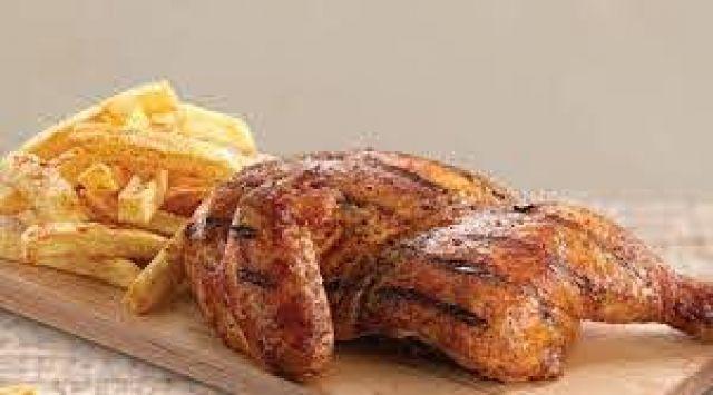 1/2 Peri Peri Chicken Meal