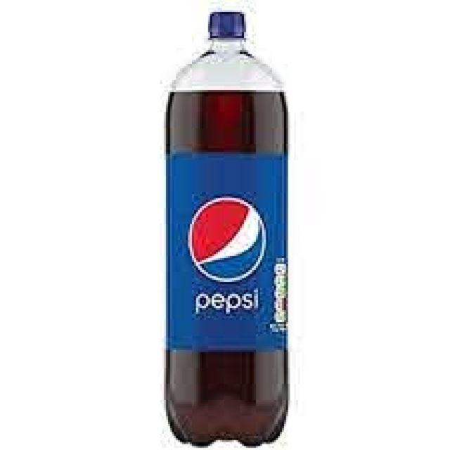 Bottle of Pepsi