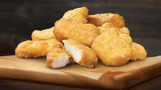 10 Chicken Nuggets
