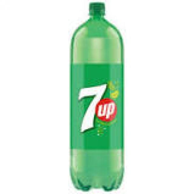 Bottle of 7UP