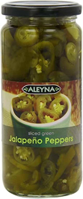 Aleyna Jalapeno Peppers