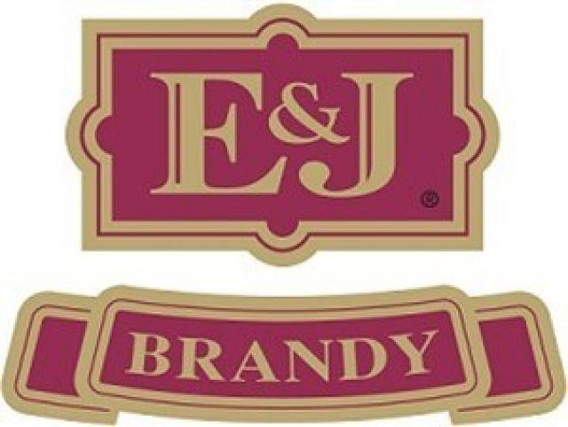 Brandy E & J 70cl