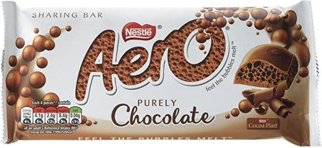 Aero Purely Chocolate