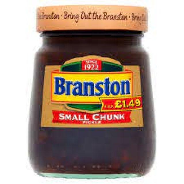 Branston Small Chunk