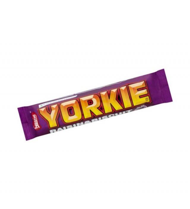 Nestle Yorkie Raisin & Biscuit
