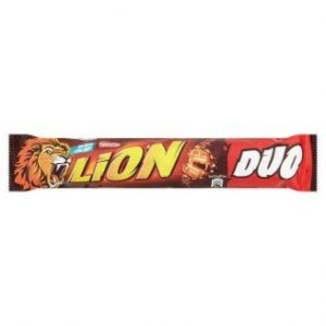 Nestle Lion Duo