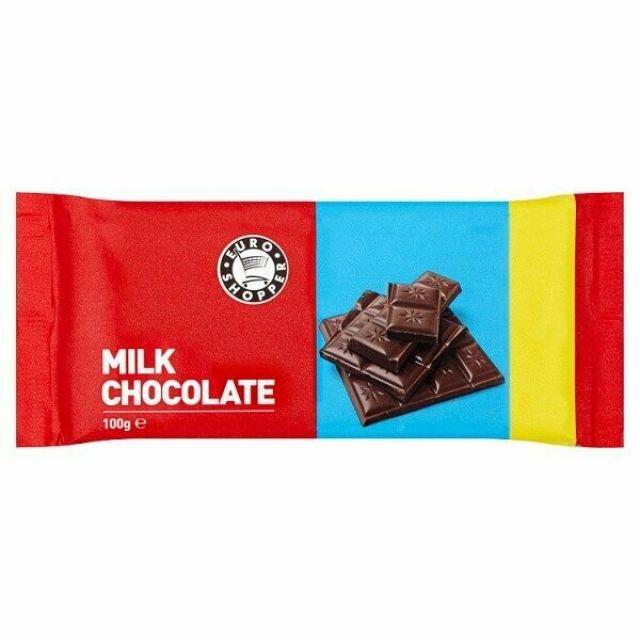 Euro Shopper Milk Chocolate